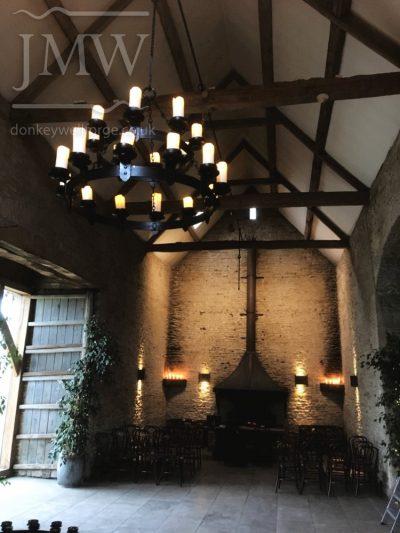 candelabra-wedding-venue-stone-barn-iron