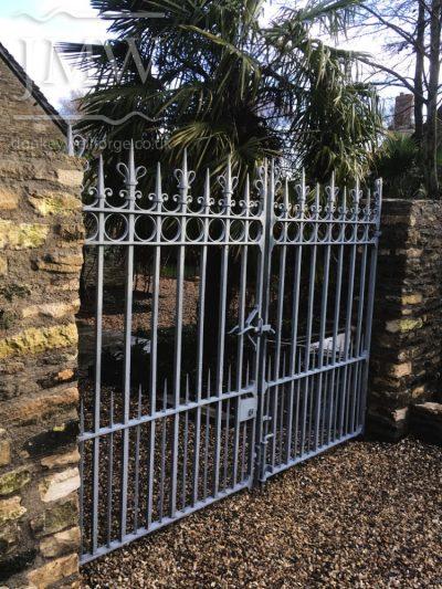 Gate-restoration-country-house-donkeywell-blacksmith-forge