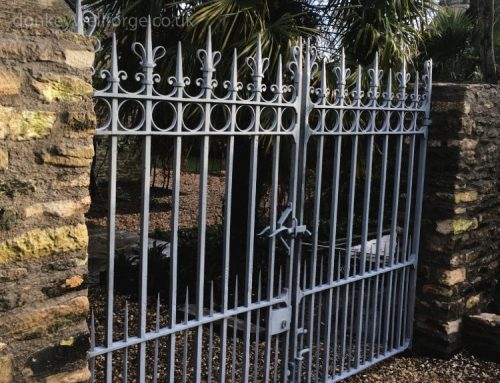Garden Gate Restoration
