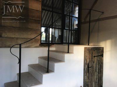 ornate-ironwork-handrail