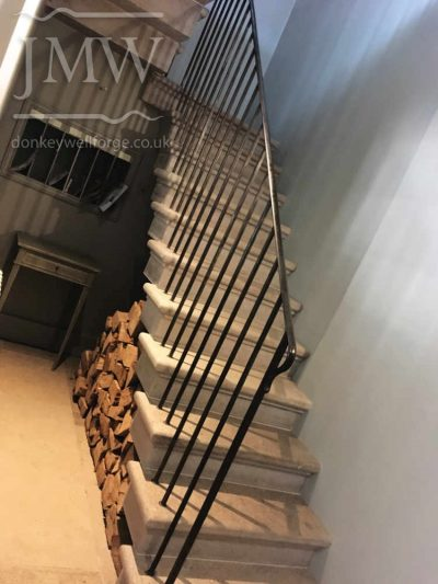 country-house-balustrade-stair-rail-iron-ornate