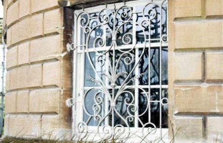 bespoke-window-grilles-iron-ornamental-scrolls-blacksmith-donkeywell-forge