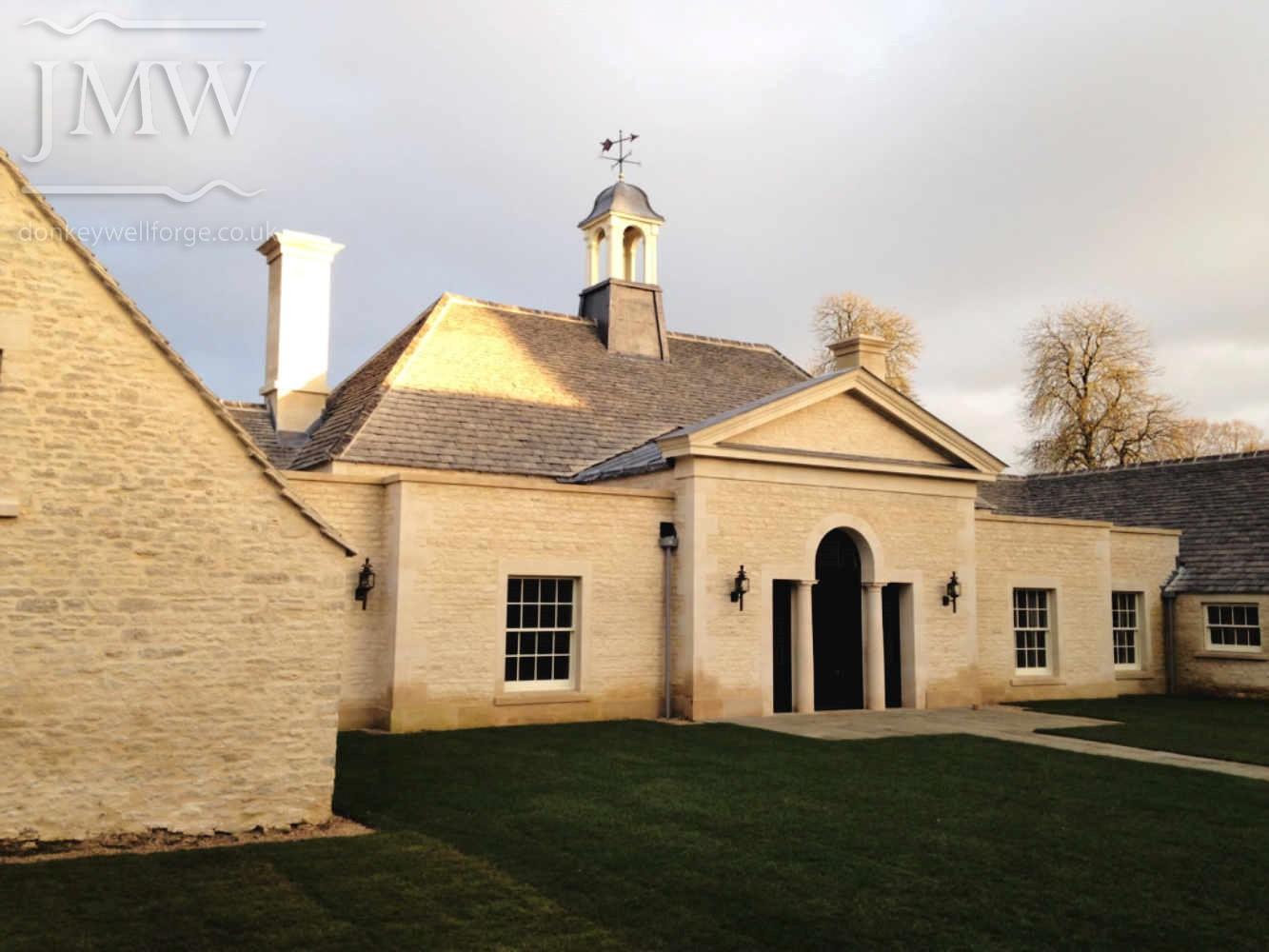 weathervane-copper-blacksmith-bespoke-country-estate-cotswolds