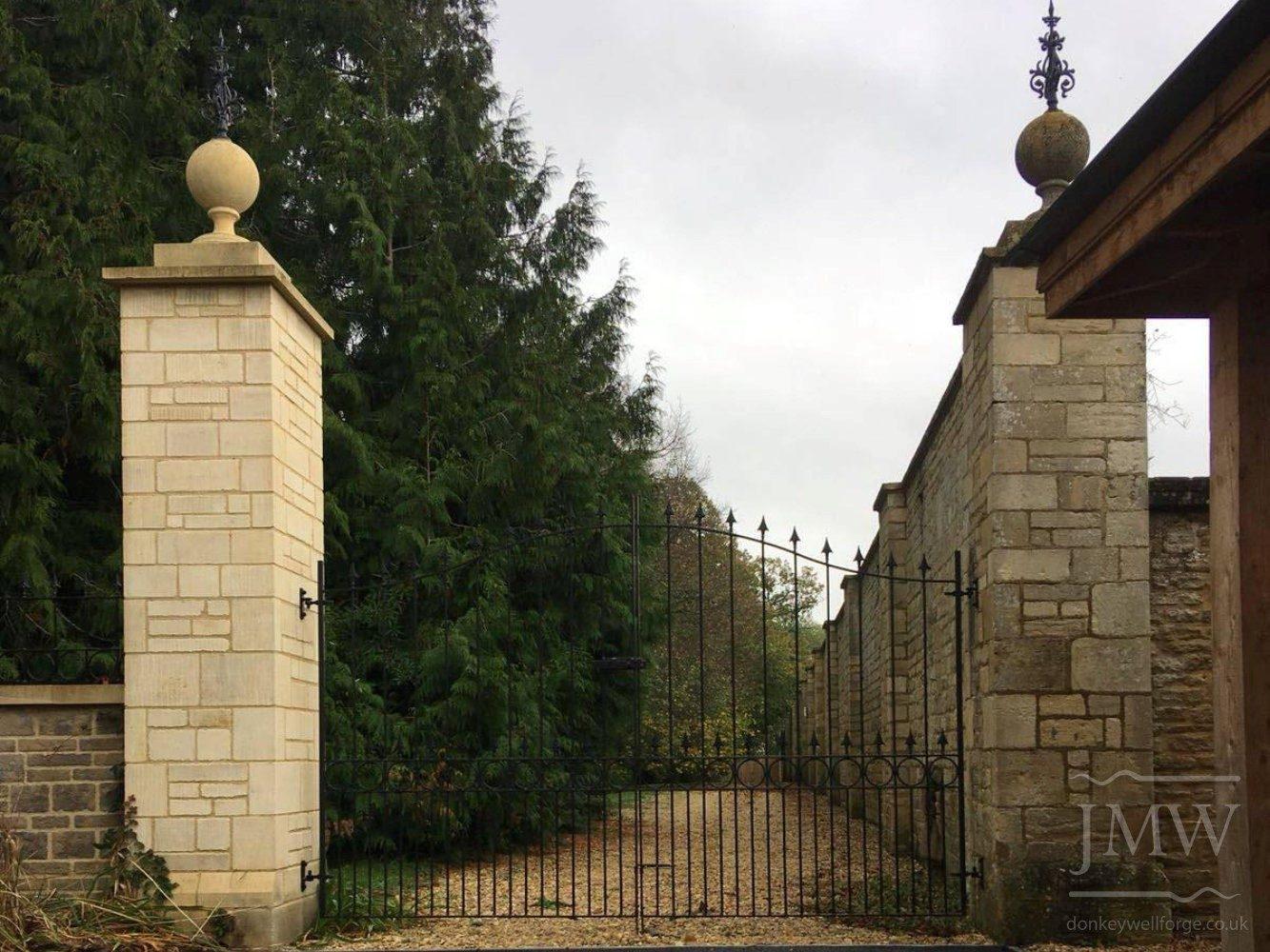 original-gates