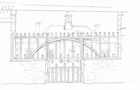 country-estate-gate-design-sketch