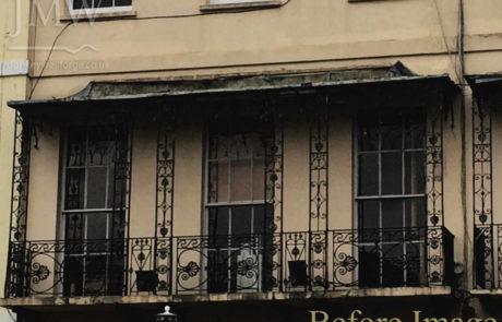 before-balcony-railing