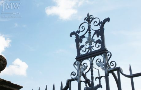restoration-metalwork-ornate-floral-railings-cotswolds