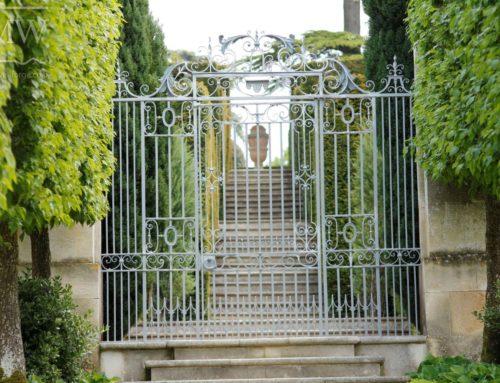 Buscot Park Gate Restoration