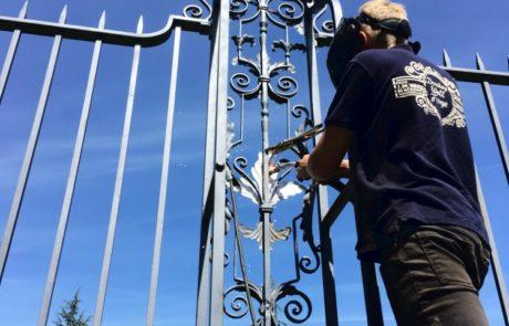 metalwork-restoration-railings