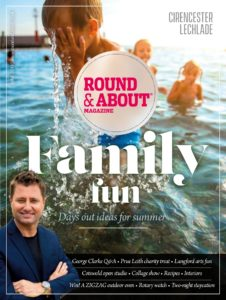 Round and About magazine