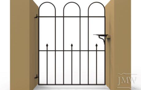 render-ironwork-garden-gate