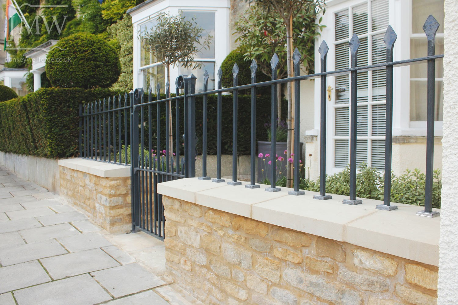 forged-ironwork-railings-gate-lead