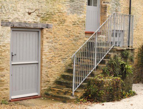 Tallet Stair Handrail