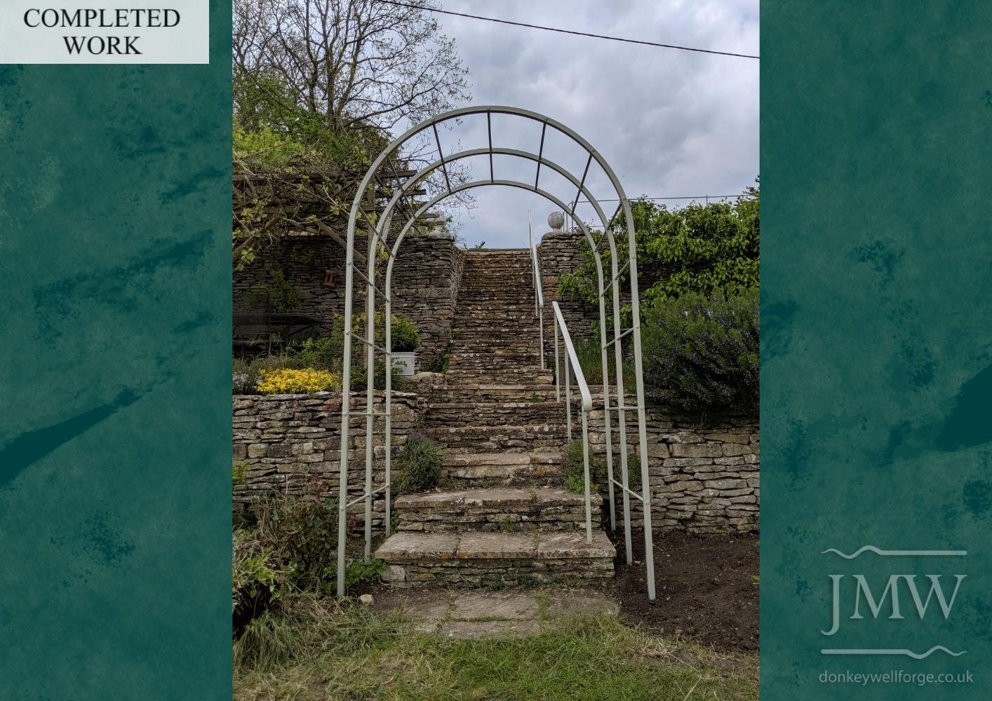 ironwork-garden-arch-completed
