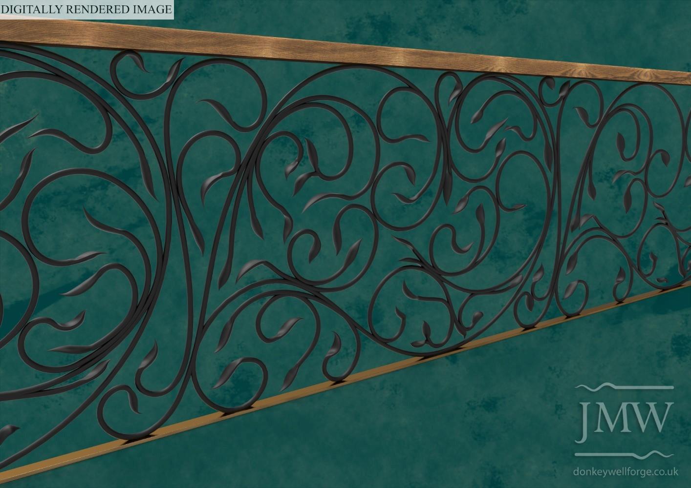 -digitally-rendered-image-decorative-railing-balustrade-forged-ironwork-architectural