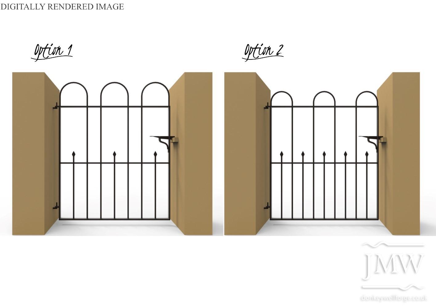 digitally-rendered-pedestrian-gate