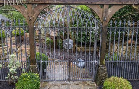 gothic-garden-gates-traditional-ironwork