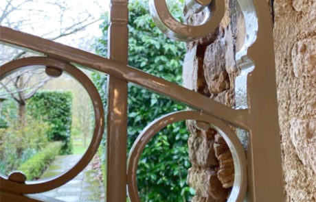 traditional-ironwork-gate-scrollwork