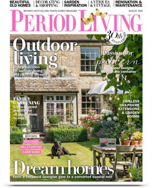 Period living magazine august issue