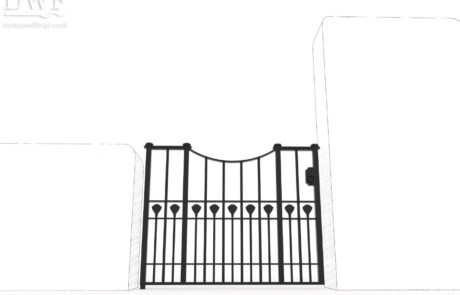 traditional-ornate-decorative-finials-forged-ironwork-pedestrian-gate-donkeywell-forge_render