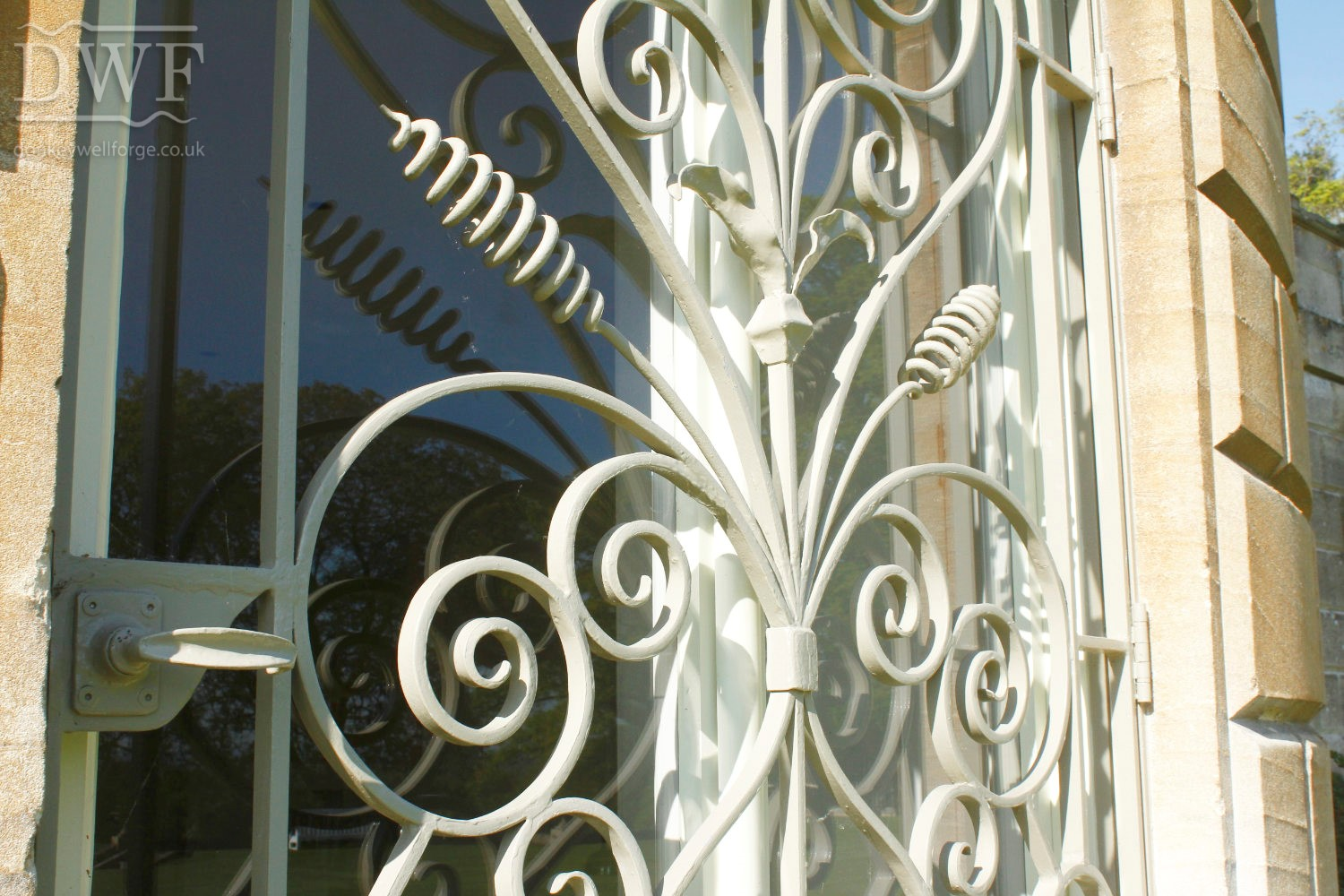 window-grilles-ironwork-ornamental-forged-detail-donkeywell-forge