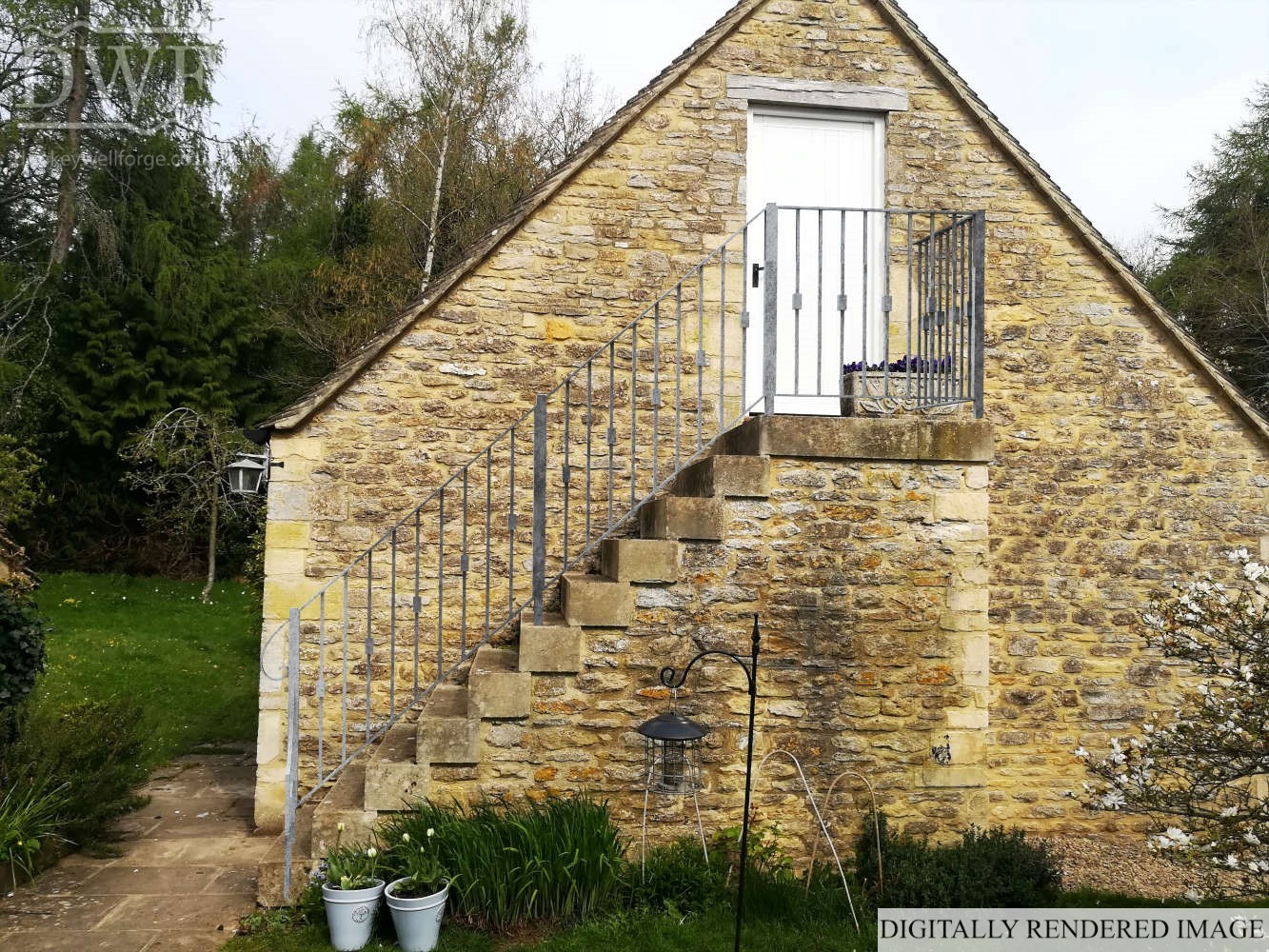 digitally-rendered-traditional-ironwork-tallet-stair-handrail