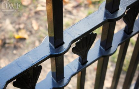 traditional-ornate-decorative-forged-ironwork-pedestrian-gates-swellings-donkeywell-forge
